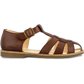 KAVAT W's Lotta EP Sandals Dark Brown